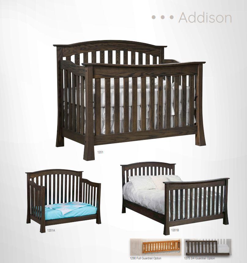 Addison Crib