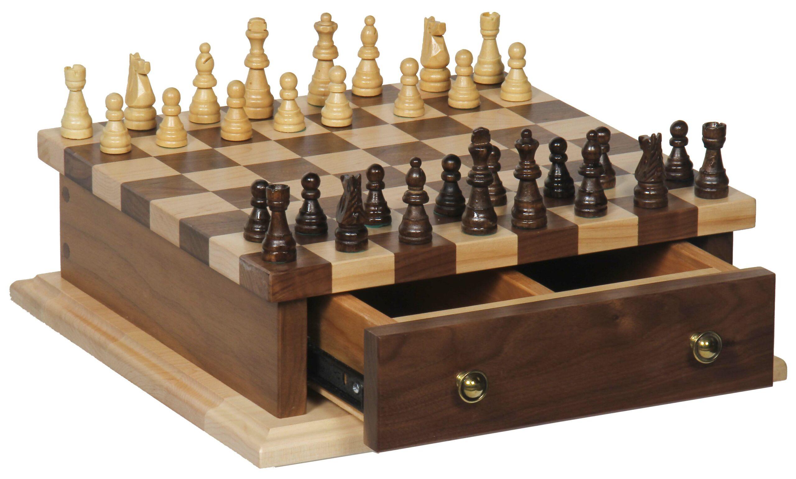 C080504 Checkerboard Set