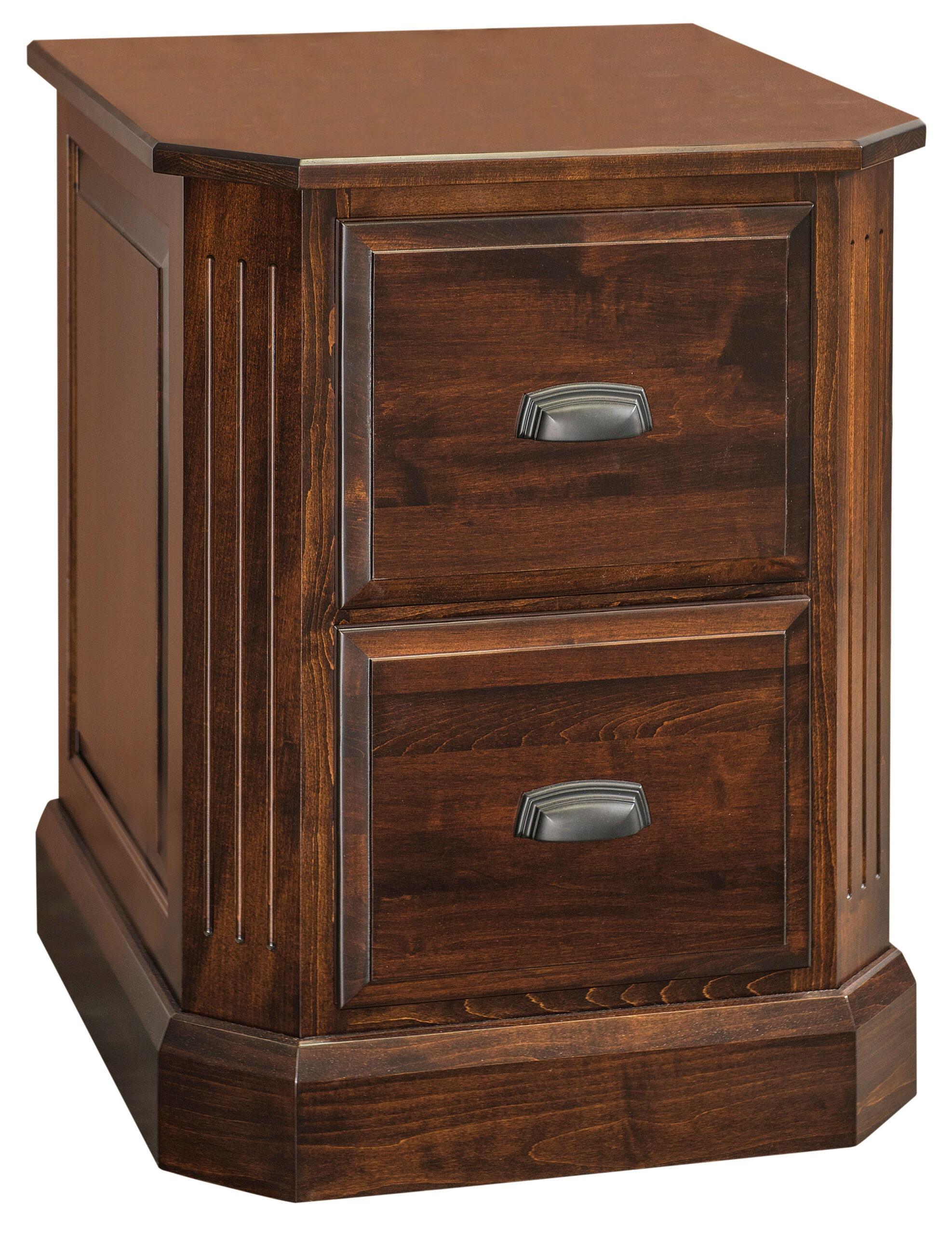 Classic Saturn File Cabinet [LA-2073]