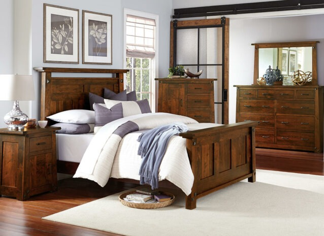 Encada Bedroom Set