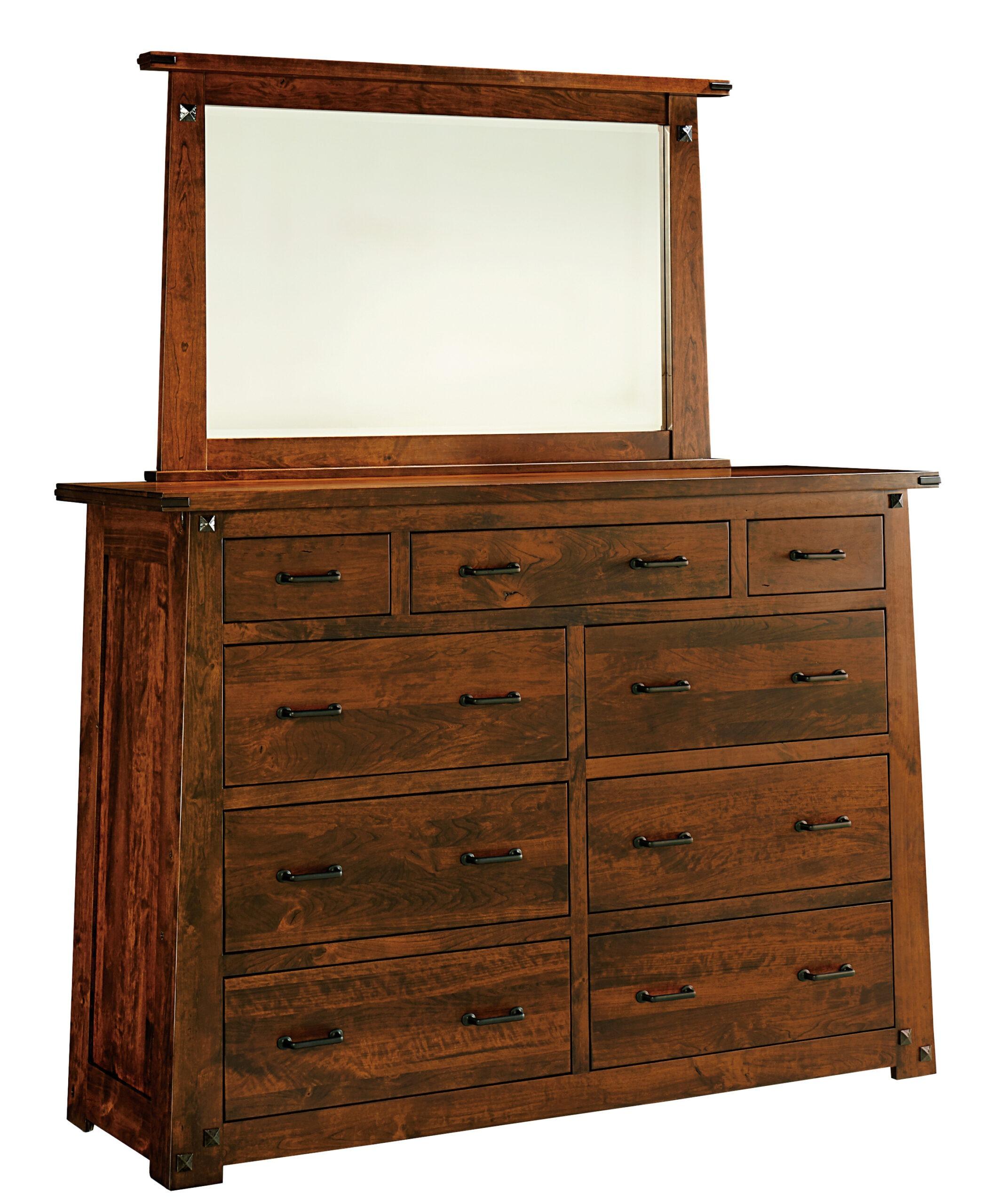 Encada 9 Drawer Dresser