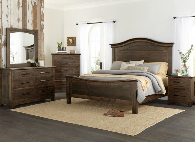 Farm House Bedroom Set