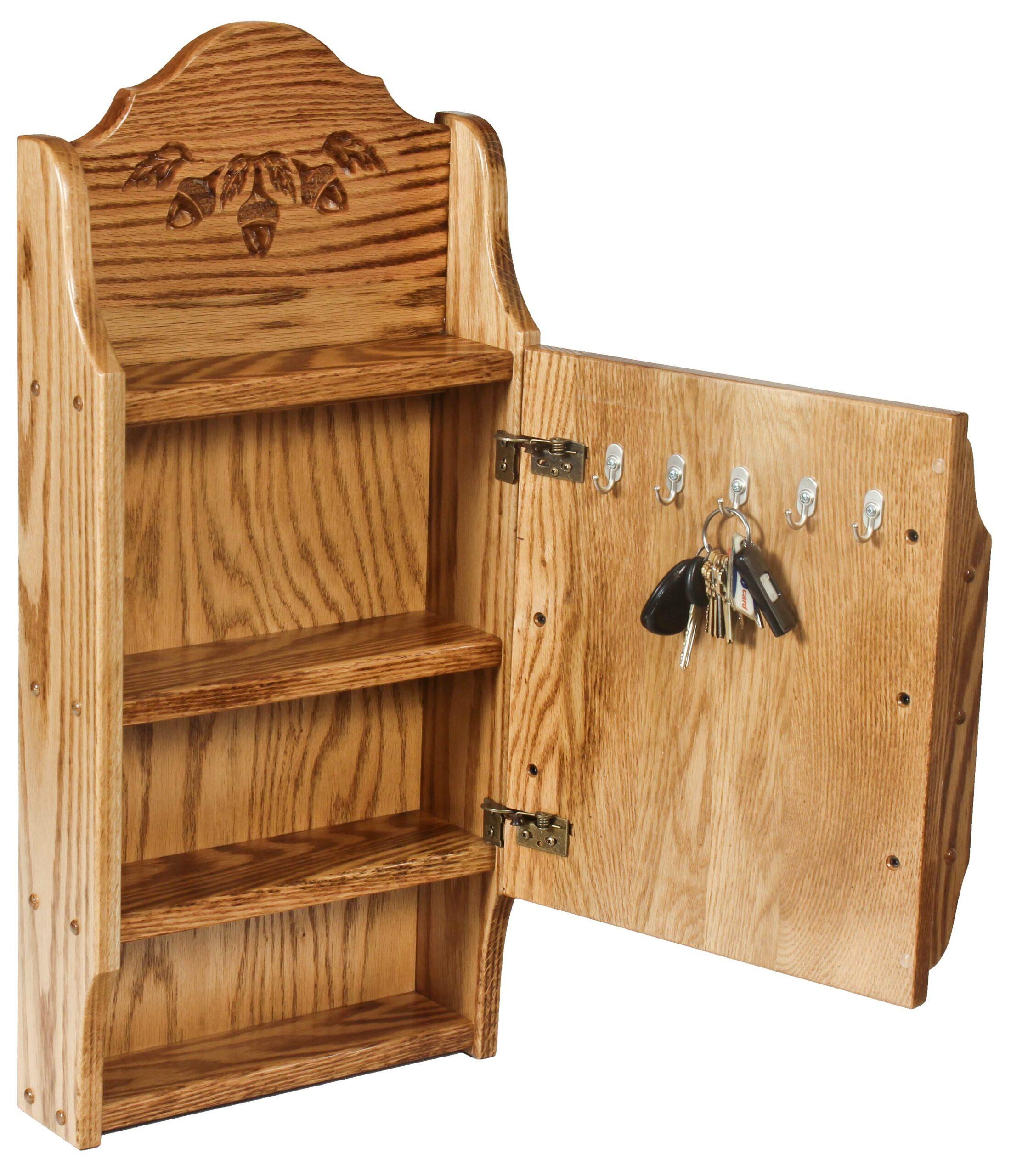 L042000 Letter Holder Key Cabinet Interior