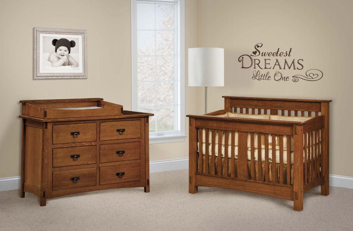 McCoy Crib Collection