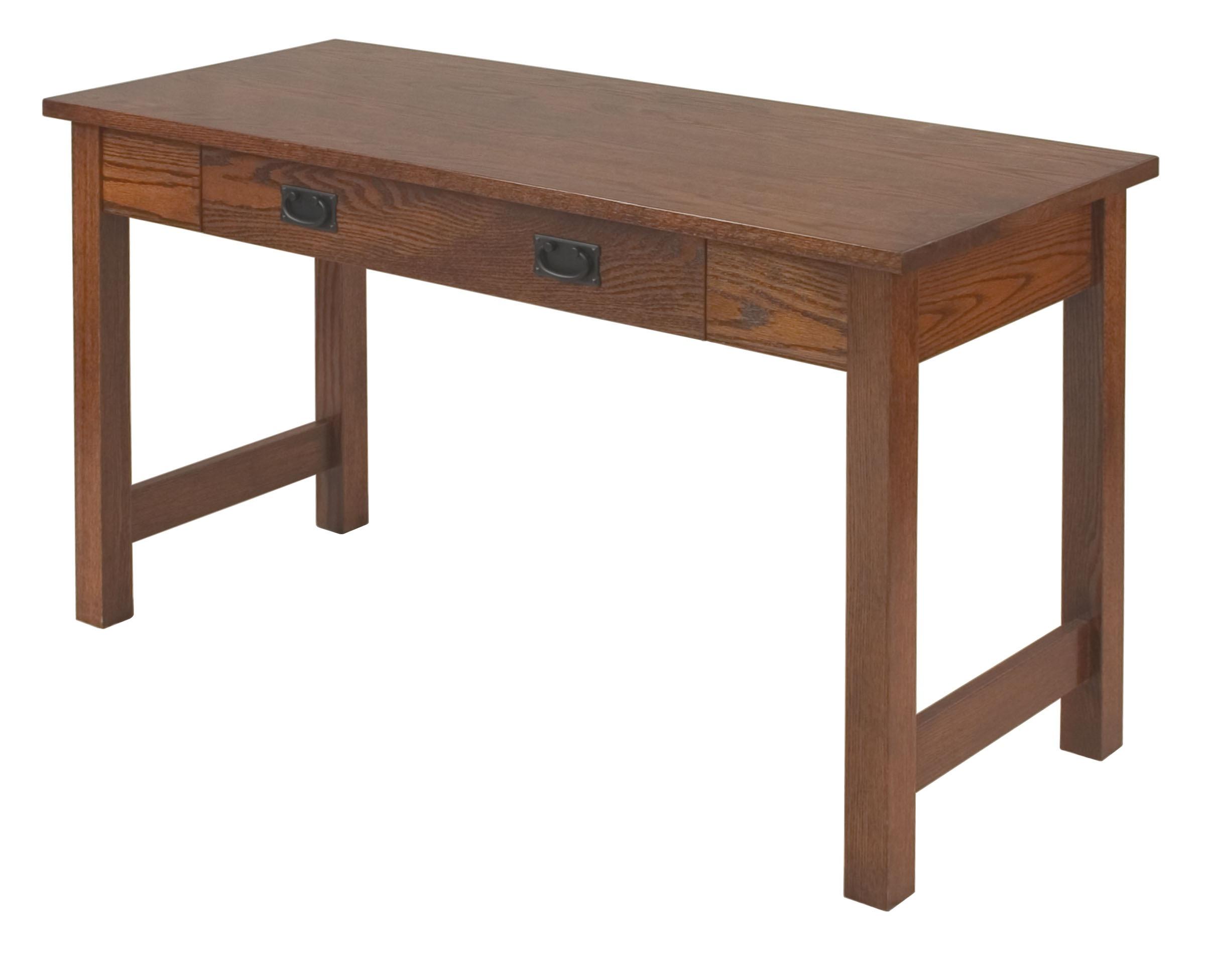 Mission Open Leg Computer Table [LA-22]