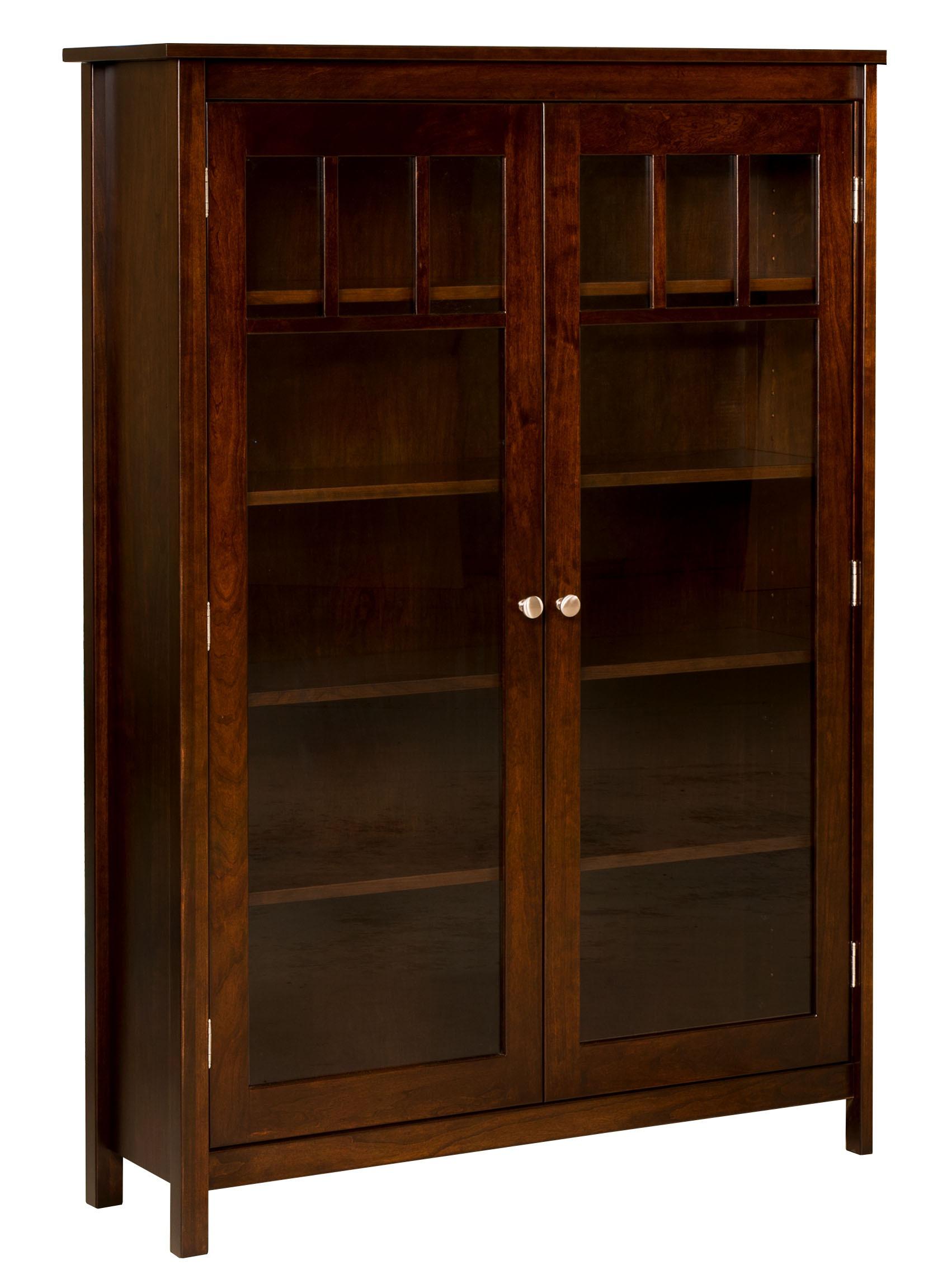 Mission Single Bookcase [LA-123-SB]