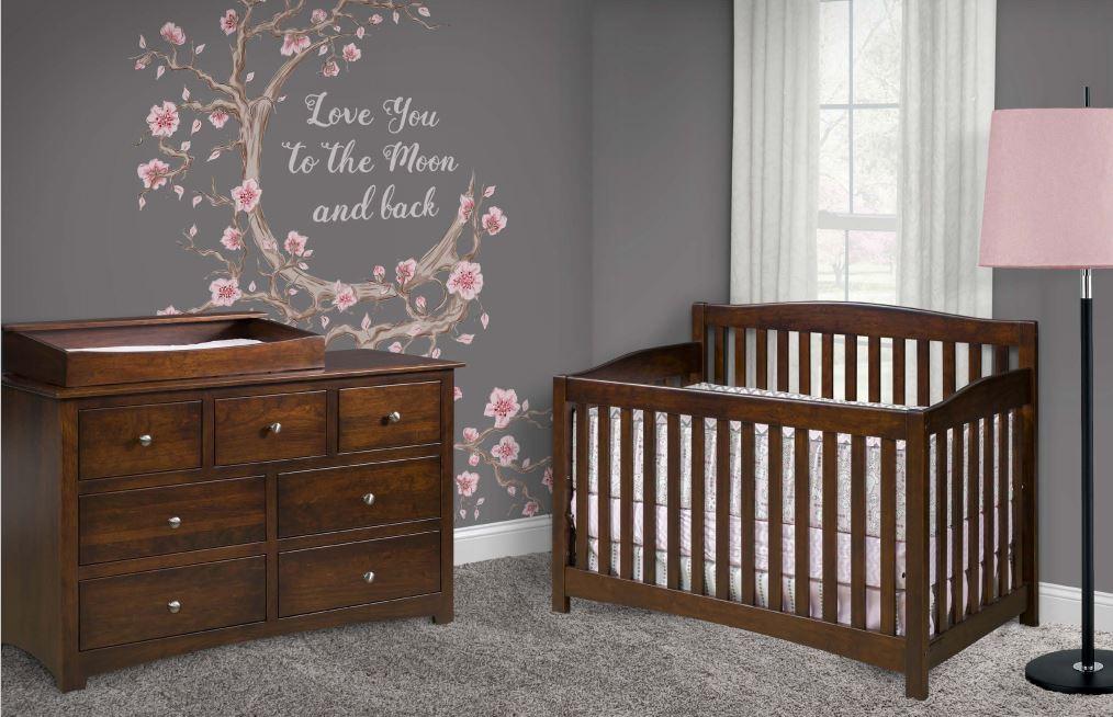 Montery Crib Collection