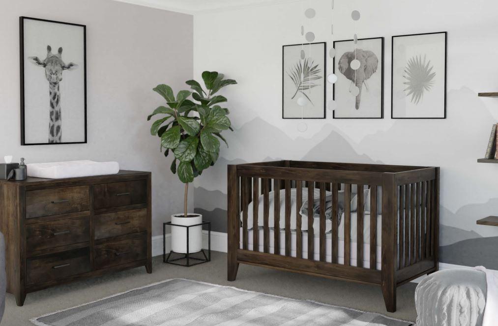 Newport Crib Collection
