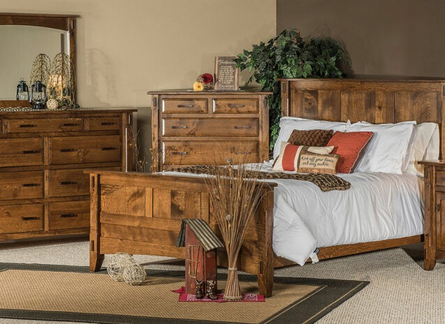 Tacoma Bedroom Set