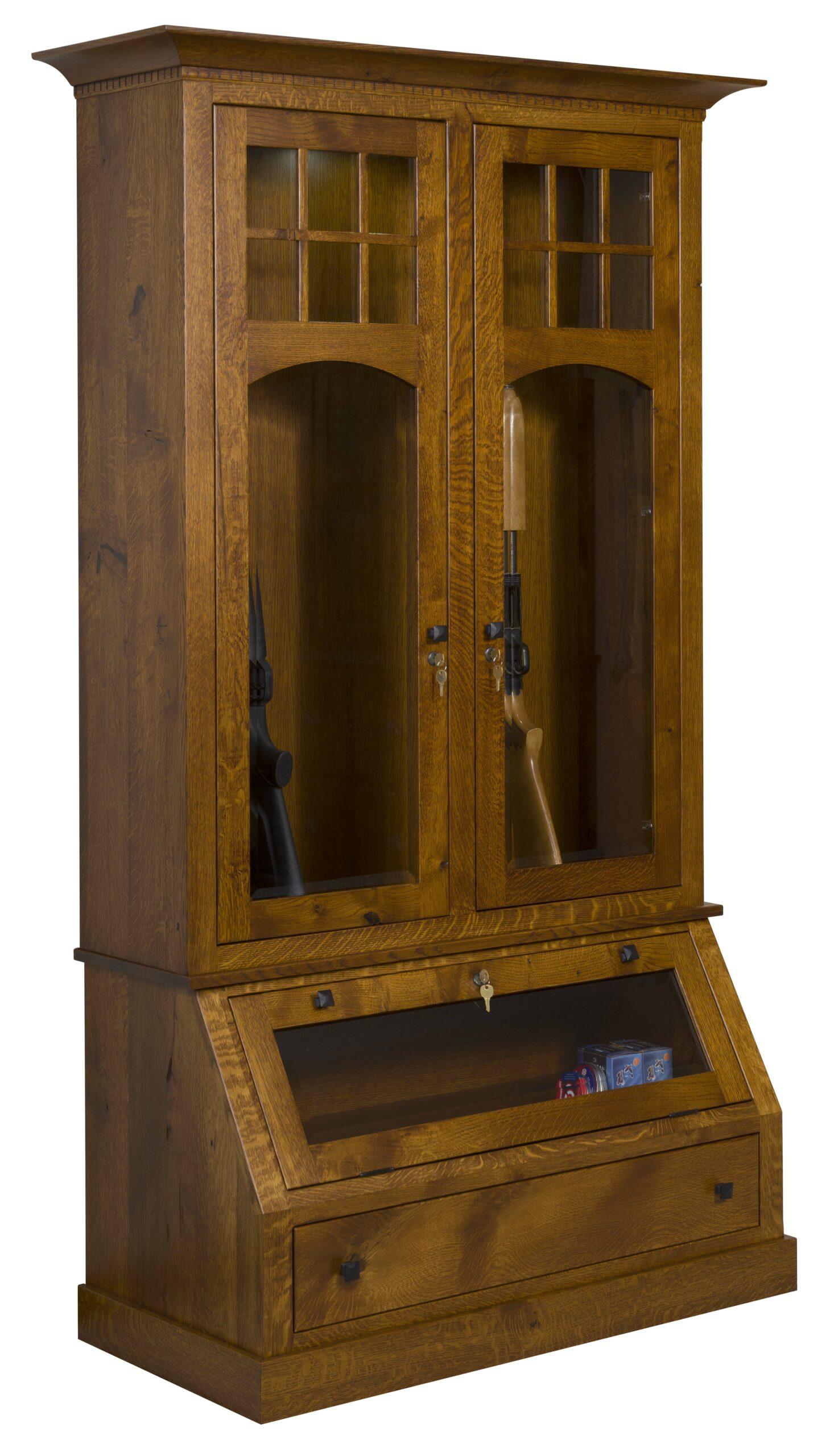 Tribecca Gun Cabinet