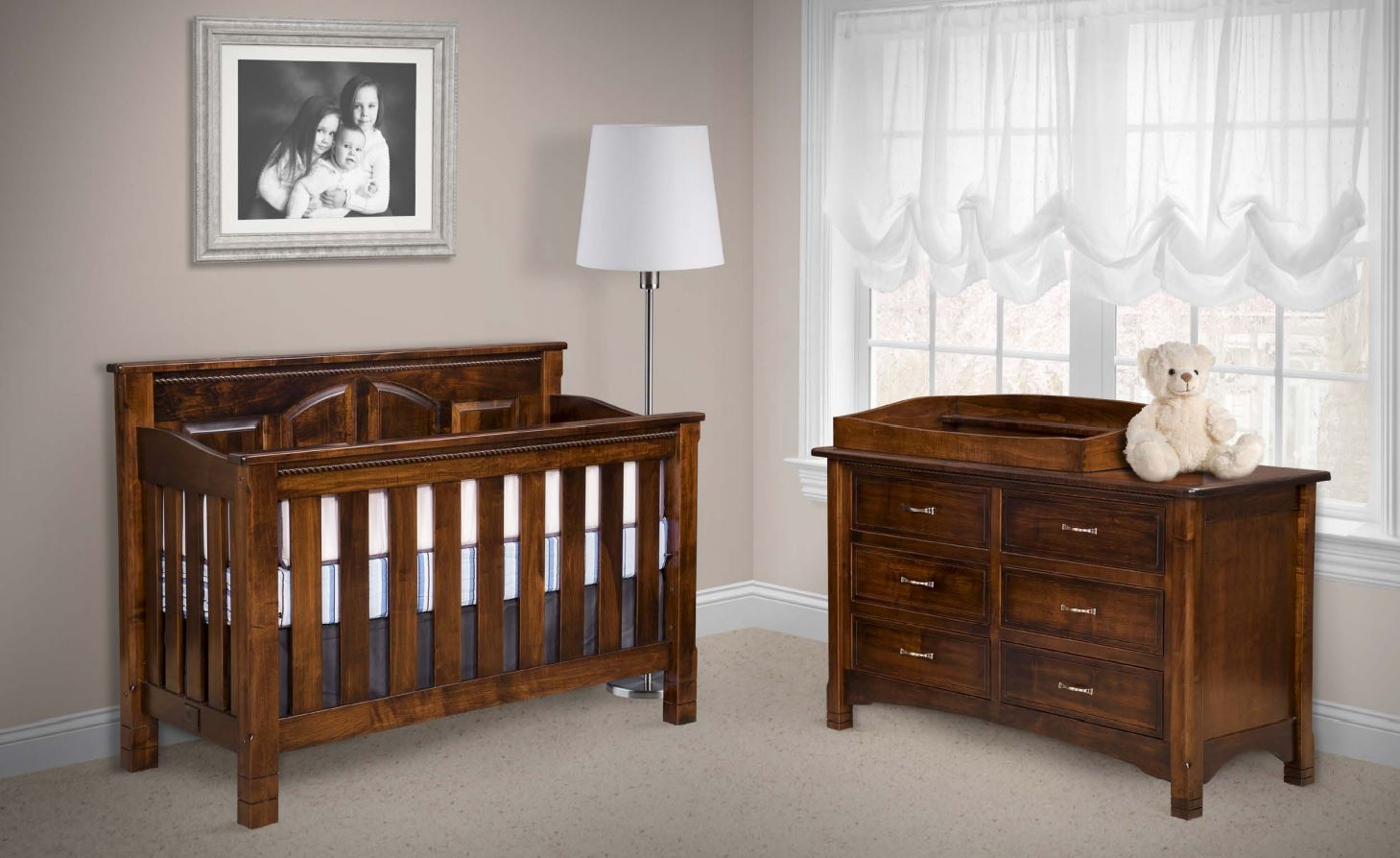 Westlake Crib Collection