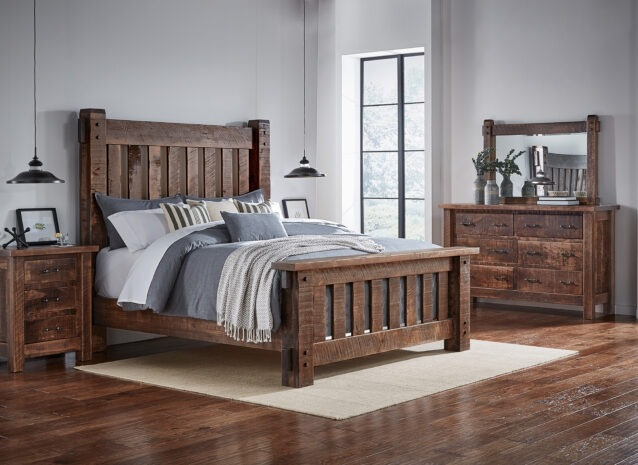 Houston Bedroom Collection
