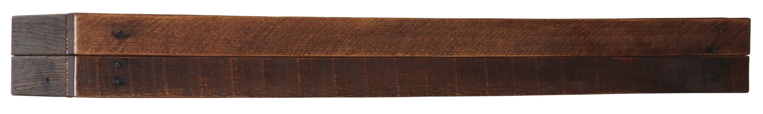 R222123 Rustic Box Shelf