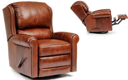 720 Leather Recliner