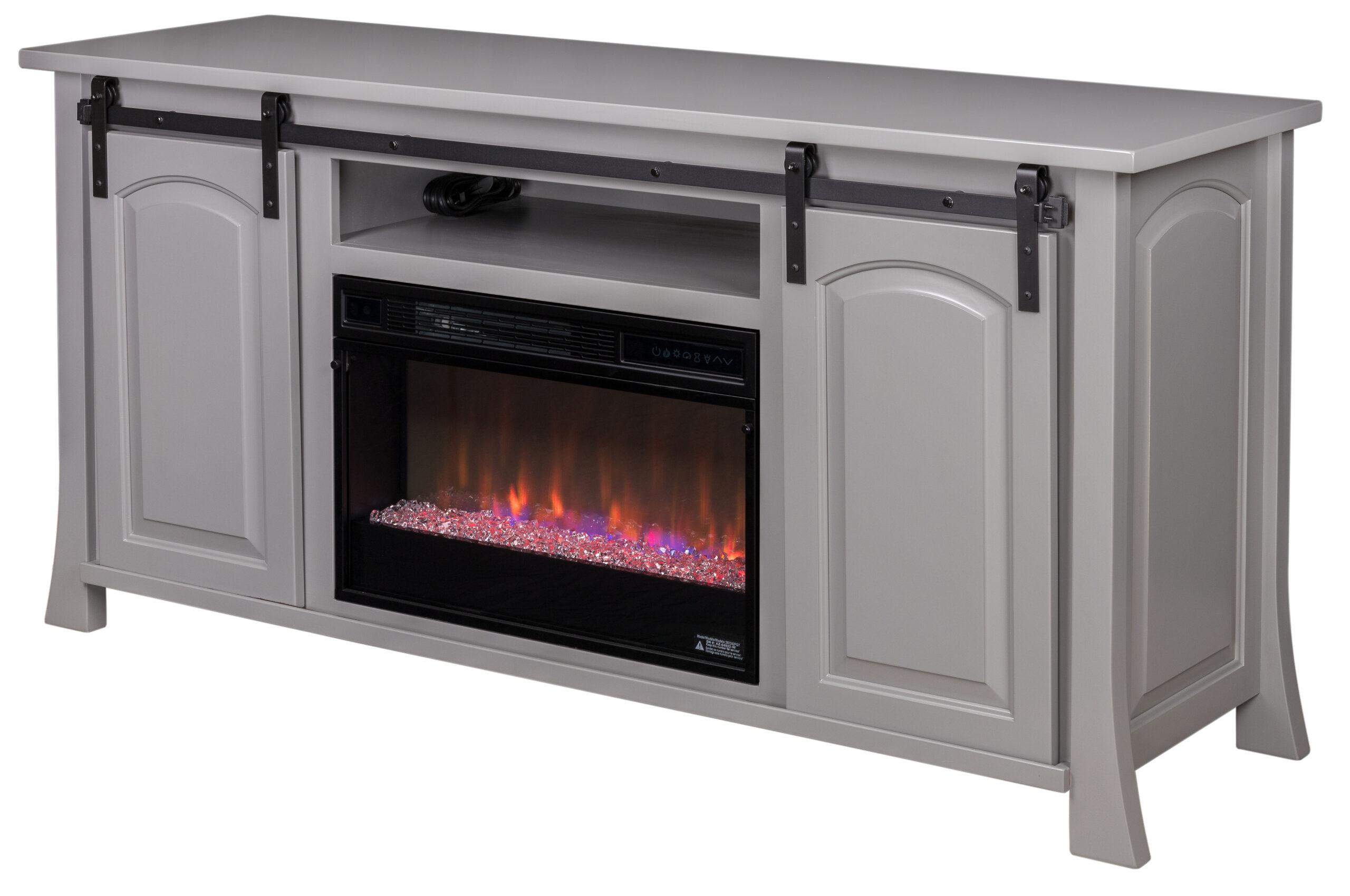 Conrad Fireplace