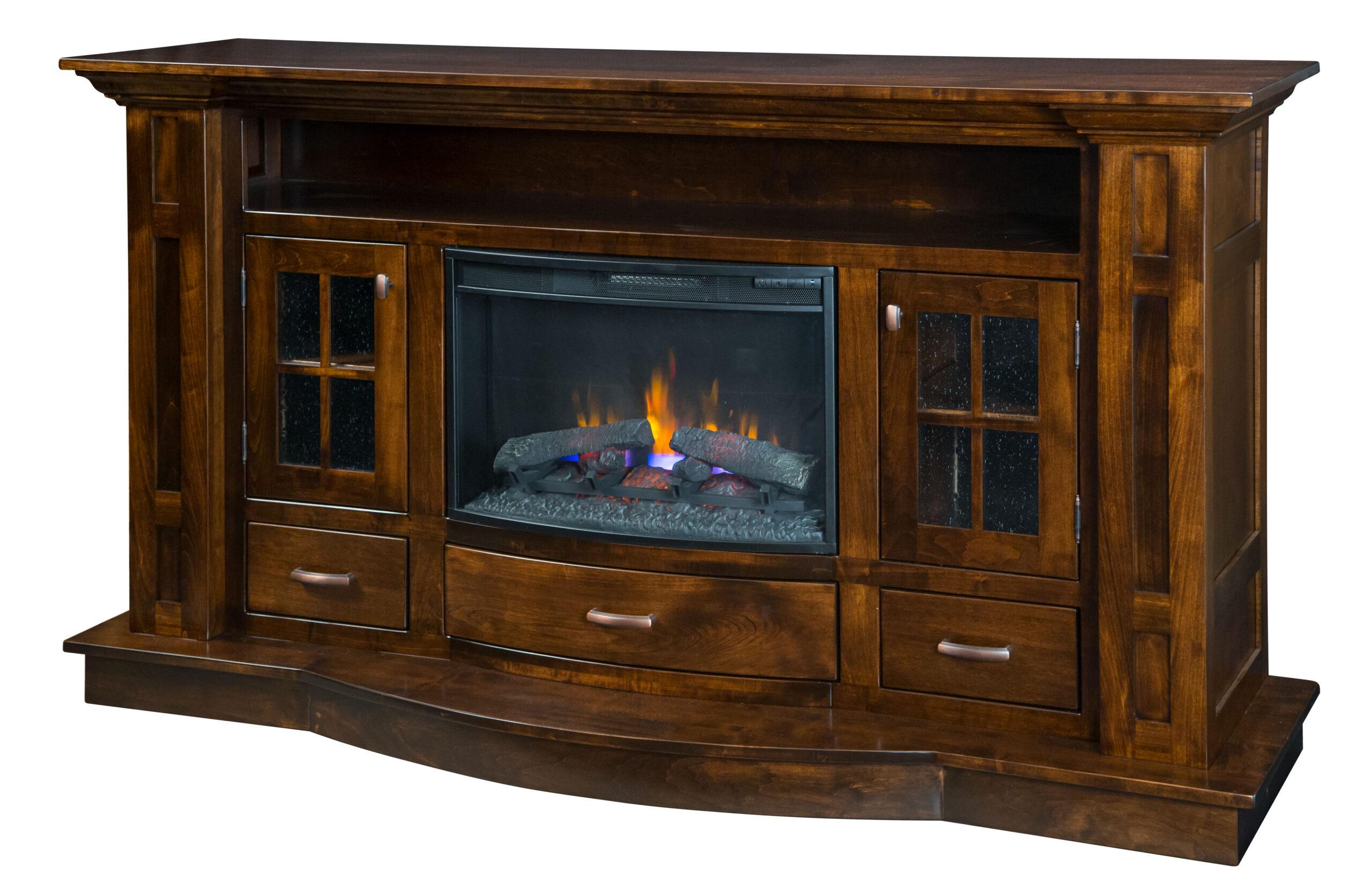 Delgado Fireplace