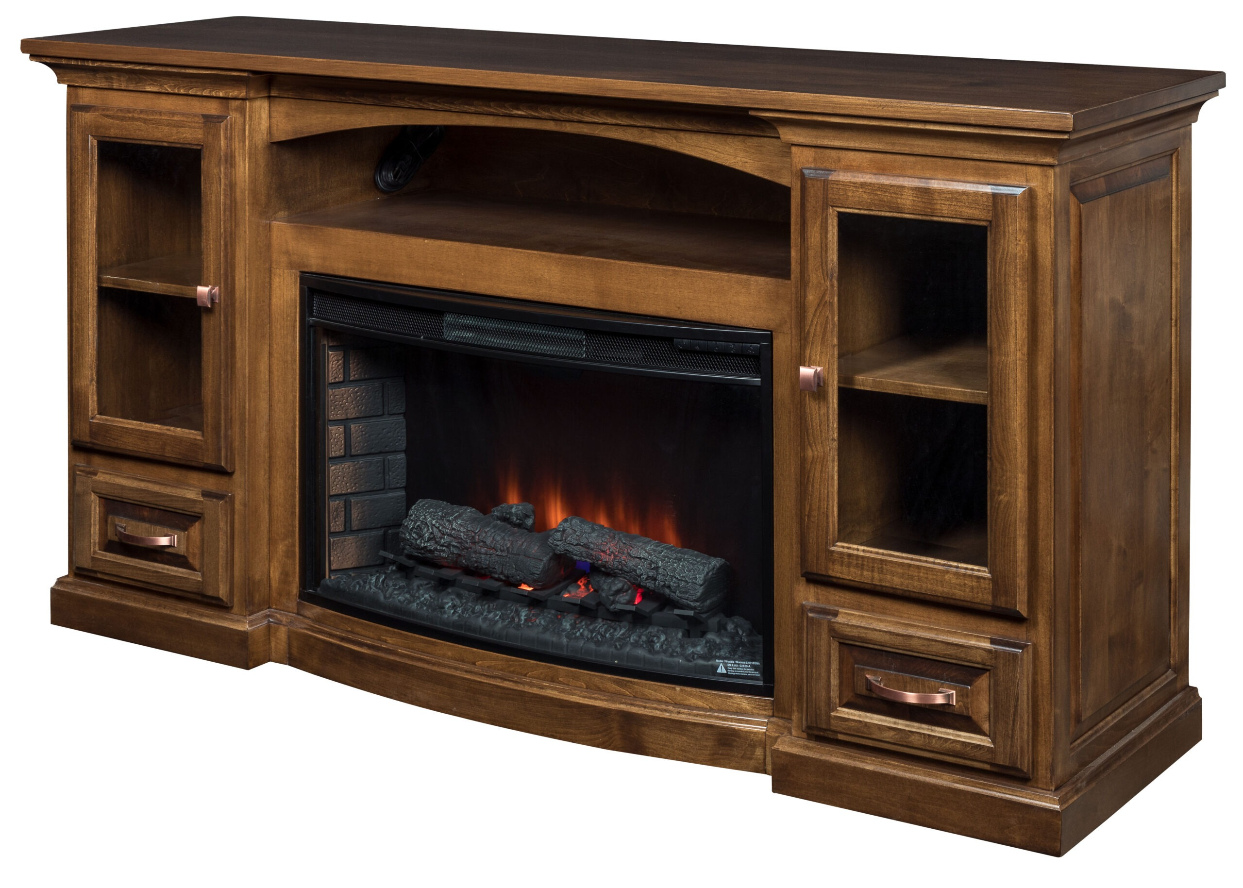 Grinnel Fireplace