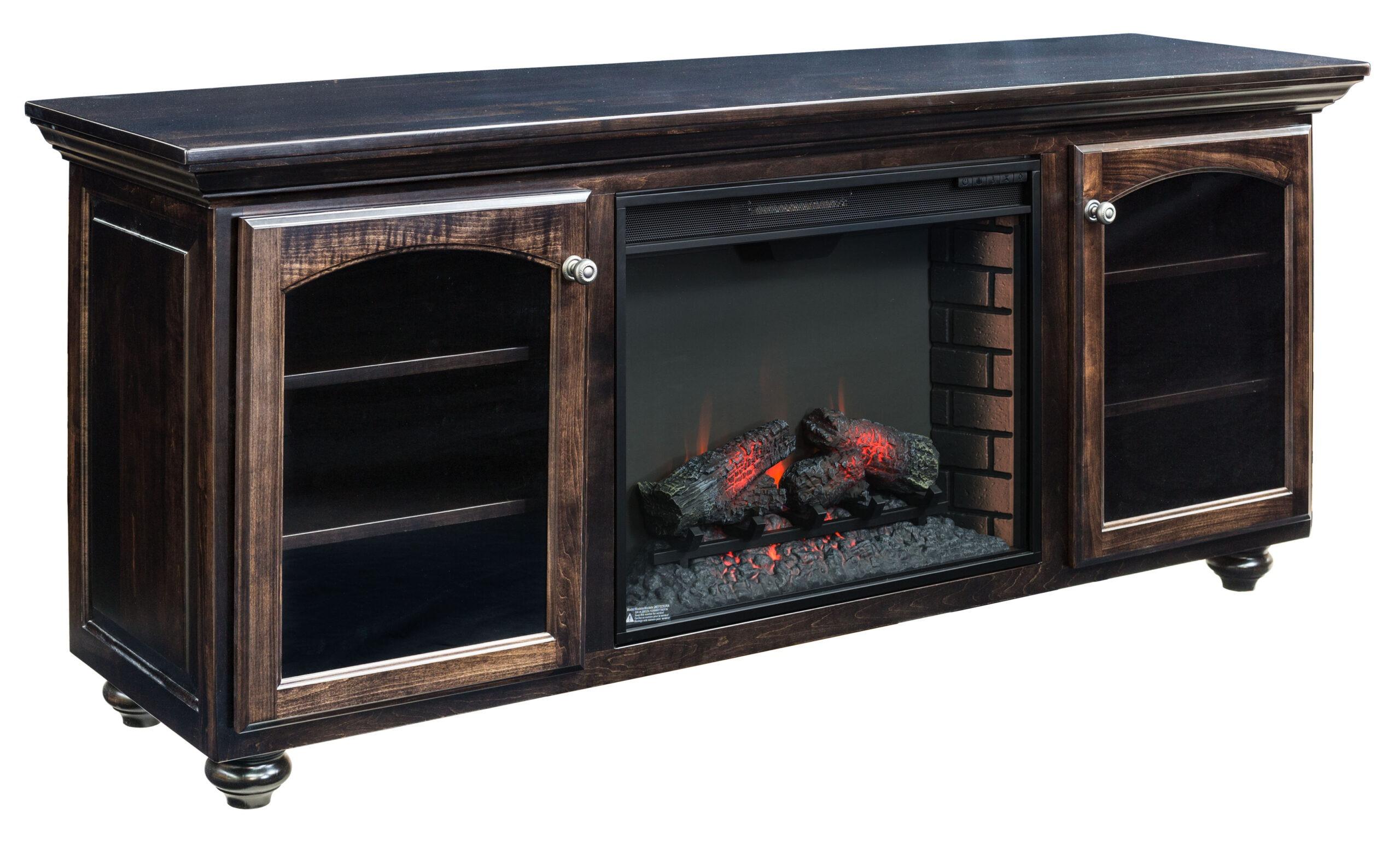 Wyndam Fireplace